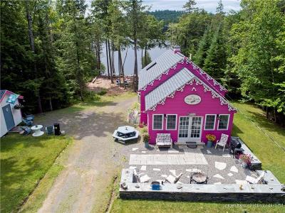Single Family Home For Sale: 441 Tims Cove Rd
