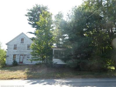 Waterboro Single Family Home For Sale: 200 Main Street