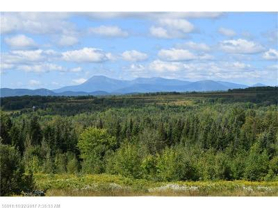 Patten ME Residential Lots & Land For Sale: $199,500