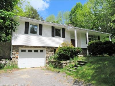 Windham Single Family Home For Sale: 301 Roosevelt Trl