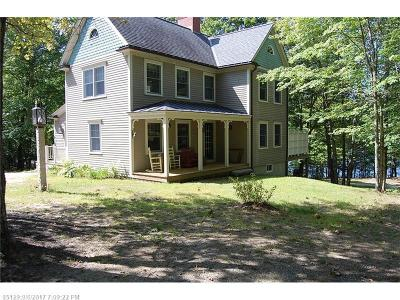 Waterboro Single Family Home For Sale: 16 Nicole Dr