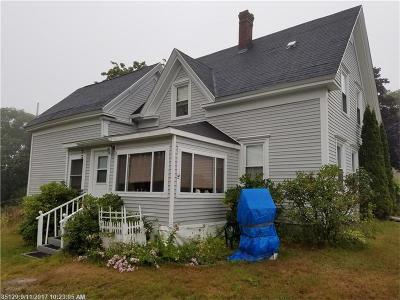 Sullivan Single Family Home For Sale: 132 Taunton Dr