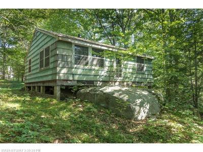 York Single Family Home For Sale: 74 Hooper Shores Rd