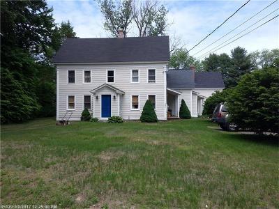 Kennebunk Multi Family Home For Sale: 131 Fletcher St