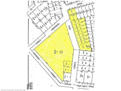 York County, Cumberland County Residential Lots & Land For Sale: 124 Hicks St
