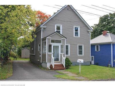 Presque Isle Single Family Home For Sale: 24 Blake St