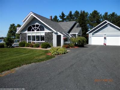 Madawaska Single Family Home For Sale: 245 Lakeshore Rd