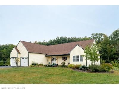 Kennebunk Single Family Home For Sale: 3 Sapphire Ln