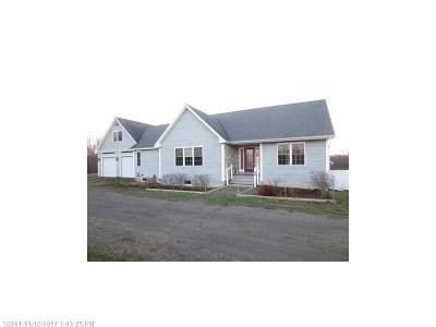 Kenduskeag Single Family Home For Sale: 26 Carolyn Dr