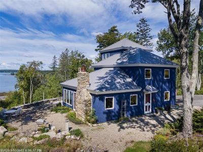 Single Family Home For Sale: 92 Cameron Point Rd