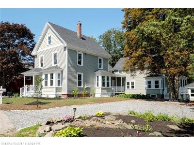 Kittery Single Family Home For Sale: 16 Central Ave