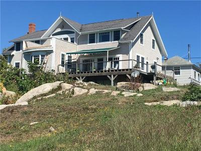 Single Family Home For Sale: 125 East Boston Rd Rd