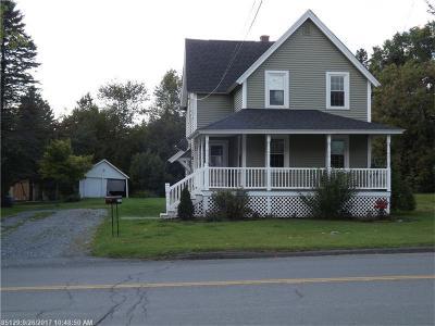 Caribou Single Family Home For Sale: 22 Glenn St