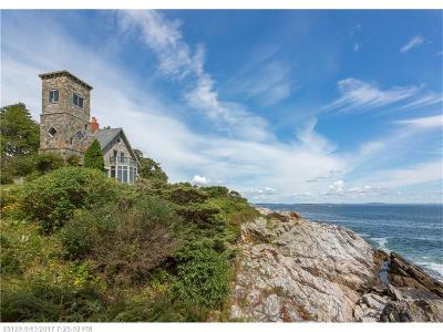 Scarborough, Cape Elizabeth, Falmouth, Yarmouth, Saco, Old Orchard Beach, Kennebunkport, Wells, Arrowsic, Kittery Single Family Home For Sale: 7 Singles Rd