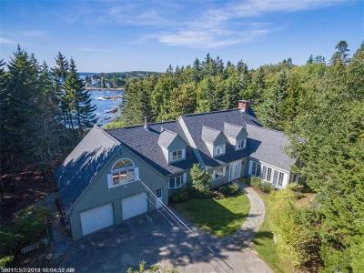 Single Family Home For Sale: 825 Hendricks Hill Rd