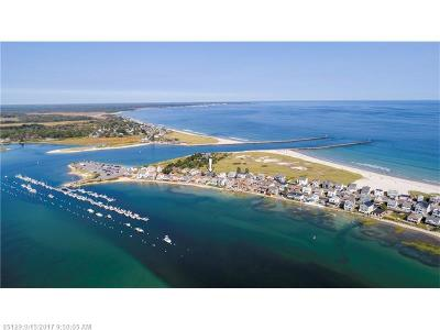 Scarborough, Cape Elizabeth, Falmouth, Yarmouth, Saco, Old Orchard Beach, Kennebunkport, Wells, Arrowsic, Kittery Single Family Home For Sale: 475 Atlantic Avenue