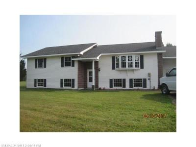 Caribou Single Family Home For Sale: 62 Grimes Rd