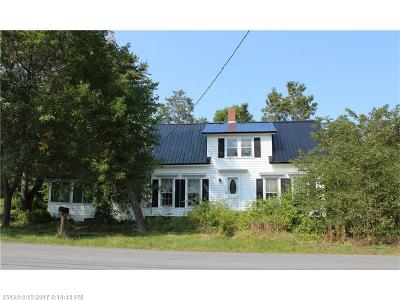 Orono Single Family Home For Sale: 72 Penobscot St