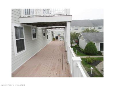 Old Orchard Beach Condo For Sale: 7 Heath St 17 #17