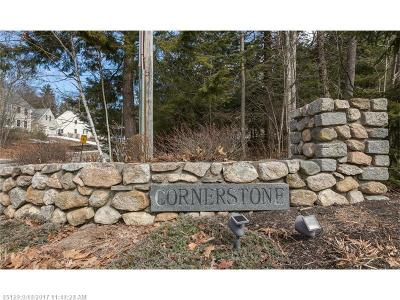 Scarborough, Cape Elizabeth, Falmouth, Yarmouth, Saco, Old Orchard Beach, Kennebunkport, Wells, Arrowsic, Kittery Single Family Home For Sale: 4 Cornerstone Dr