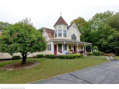 York County, Cumberland County Single Family Home For Sale: 119 Pine Hill Rd