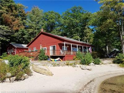 Single Family Home For Sale: 154 Deep Cove Rd