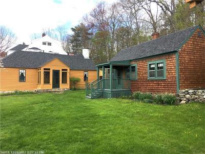 York Single Family Home For Sale: 406 York St