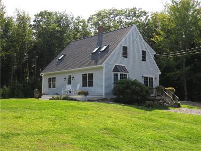 Single Family Home For Sale: 131 Stones Point