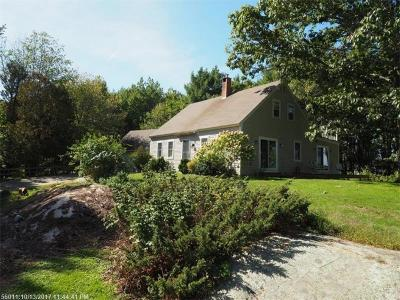 Kennebunkport Single Family Home For Sale: 34 The Long And Winding Rd