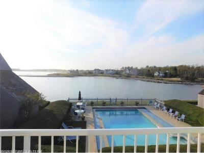 Kennebunkport Condo For Sale: 135 Ocean Ave 23 #23