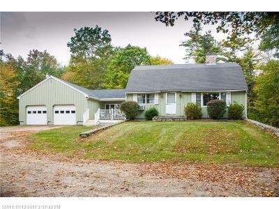 York Single Family Home For Sale: 122 Ogunquit Rd