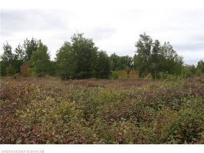 Residential Lots & Land For Sale: 0 Bangor Rd