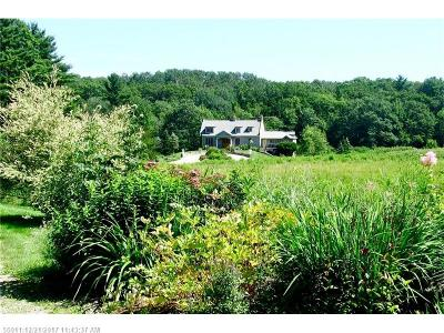 York Single Family Home For Sale: 339 Clay Hill Rd