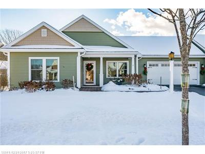 Scarborough, Cape Elizabeth, Falmouth, Yarmouth, Saco, Old Orchard Beach, Kennebunkport, Wells, Arrowsic, Kittery Condo For Sale: 2 Tanager Ln 22 #22