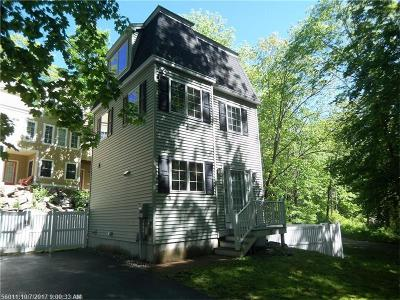 Ogunquit Single Family Home For Sale: 15 Blue Heron Pl