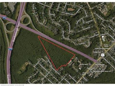 York County, Cumberland County Residential Lots & Land For Sale: 757 R. Main