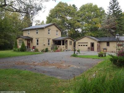 Presque Isle Single Family Home For Sale: 209 Washburn Rd