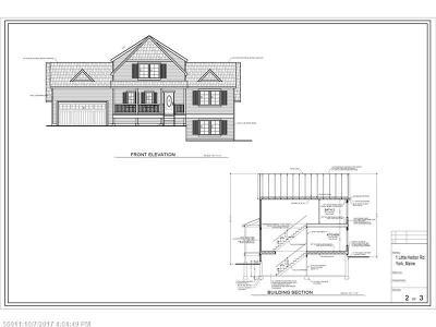 York Single Family Home For Sale: 1 Little Harbor Rd
