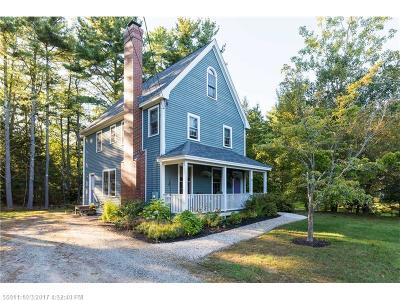 York Single Family Home For Sale: 19 Passaic Rd