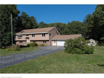 Wells Single Family Home For Sale: 35 Woodland Circle