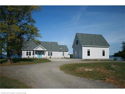 Orono Single Family Home For Sale: 169 Aa Landing Rd