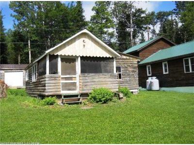 Single Family Home For Sale: Lot 64 Aroostook