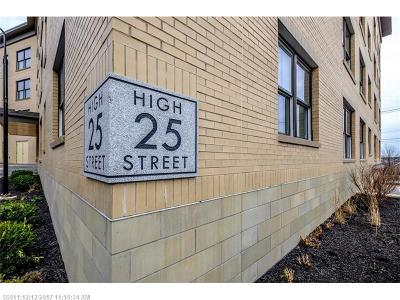 York County, Cumberland County Condo For Sale: 25 High St 305 #305