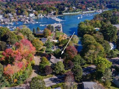 Kennebunk Single Family Home For Sale: 1 Doanes Wharf Rd