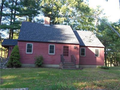 Kittery Single Family Home For Sale: 87 Picott Road