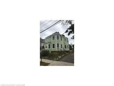 Portland Multi Family Home For Sale: 349 Stevens Ave