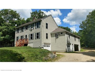 Waterboro Single Family Home For Sale: 60 Meadowbrook Dr