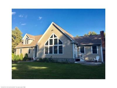 Scarborough, Cape Elizabeth, Falmouth, Yarmouth, Saco, Old Orchard Beach, Kennebunkport, Wells, Arrowsic, Kittery Single Family Home For Sale: 5 Hidden Creek Dr
