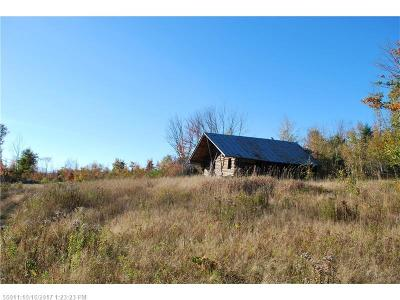 Single Family Home For Sale: Lot 2-6-8 Mountain Rd