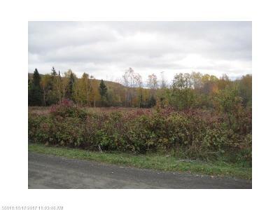Fort Kent Residential Lots & Land For Sale: 279 Franklin School Road
